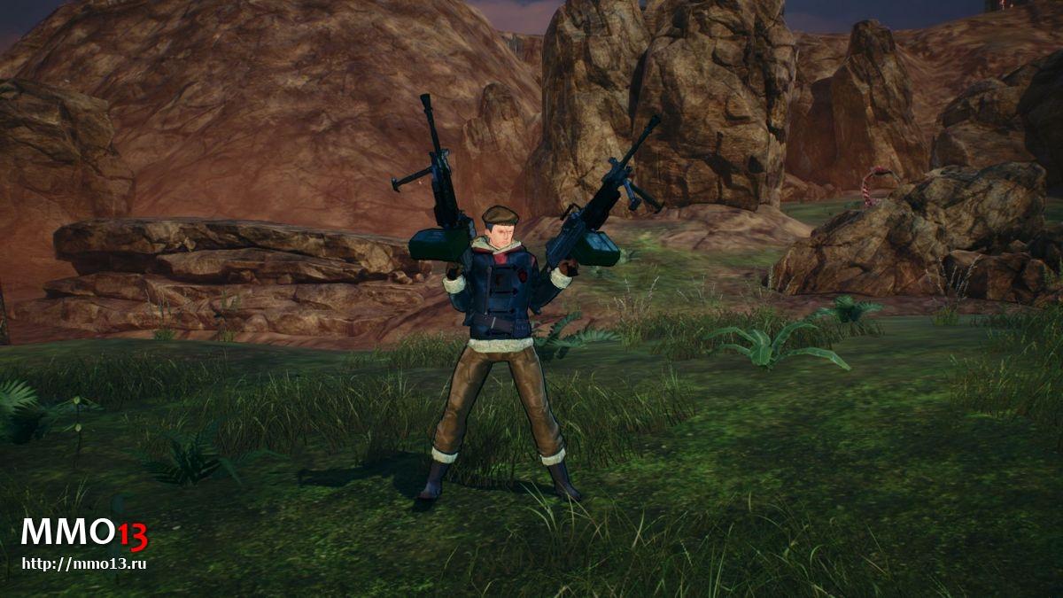 Все классы оружия в Sword Art Online: Fatal Bullet 22766