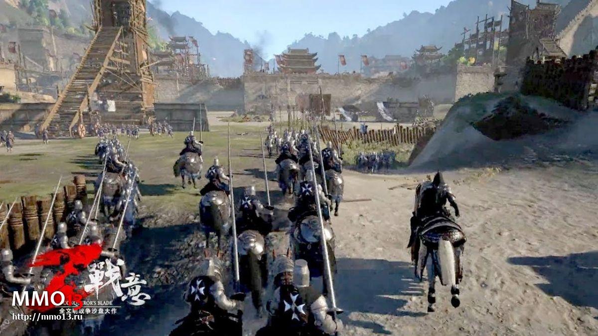 Стала известна дата проведения европейской беты Conqueror's Blade 22858