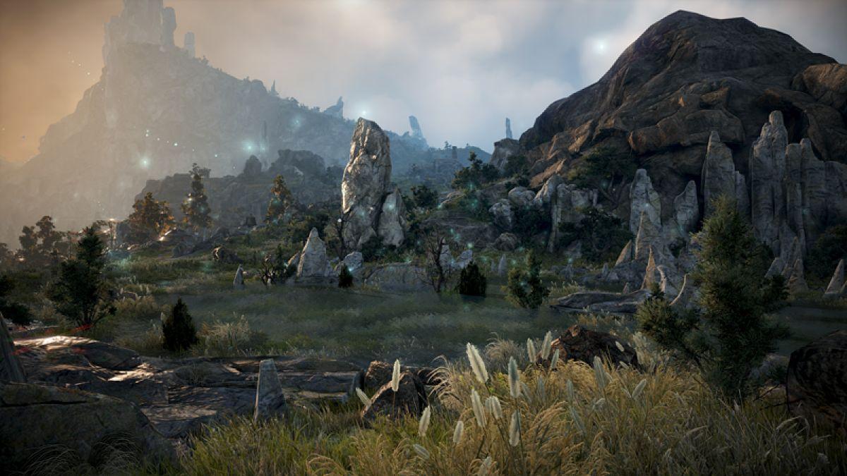 Black Desert KR — опубликованы новые скриншоты локации «Дриган» 22861