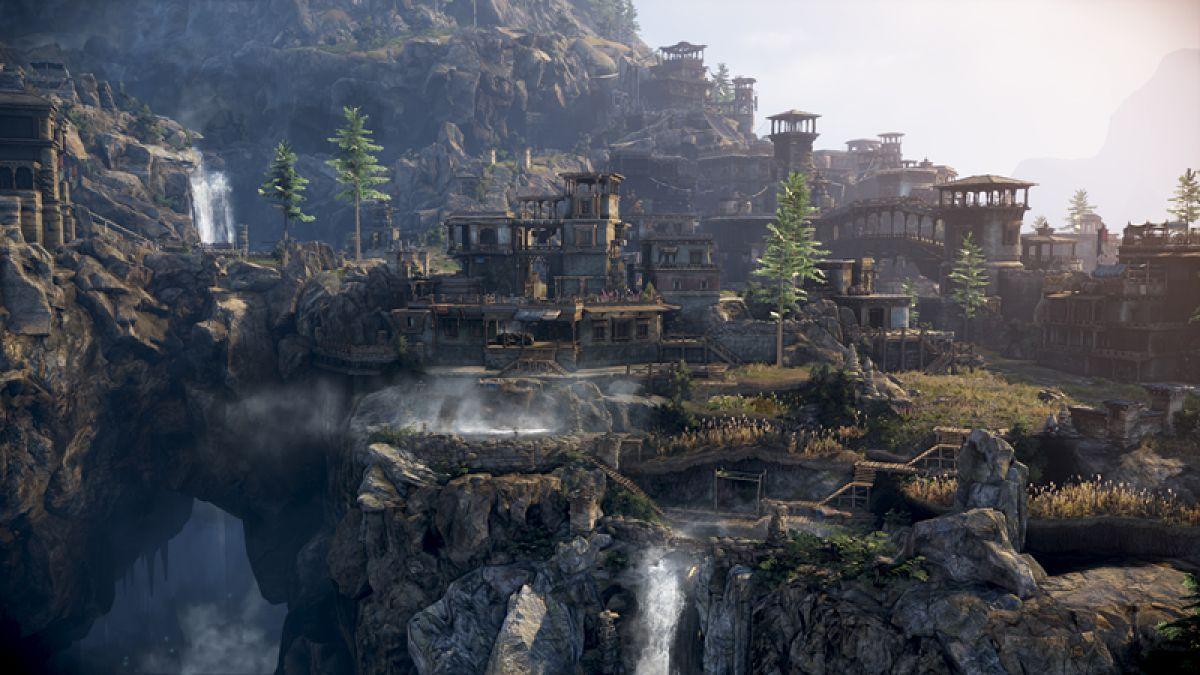 Black Desert KR — опубликованы новые скриншоты локации «Дриган» 22862