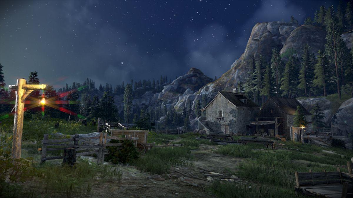 Black Desert KR — опубликованы новые скриншоты локации «Дриган» 22866