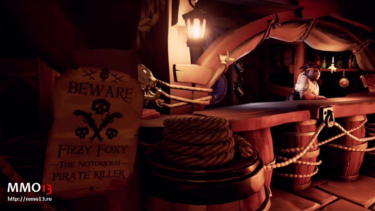 Rare увековечила некоторые достижения игроков в Sea of Thieves 22878