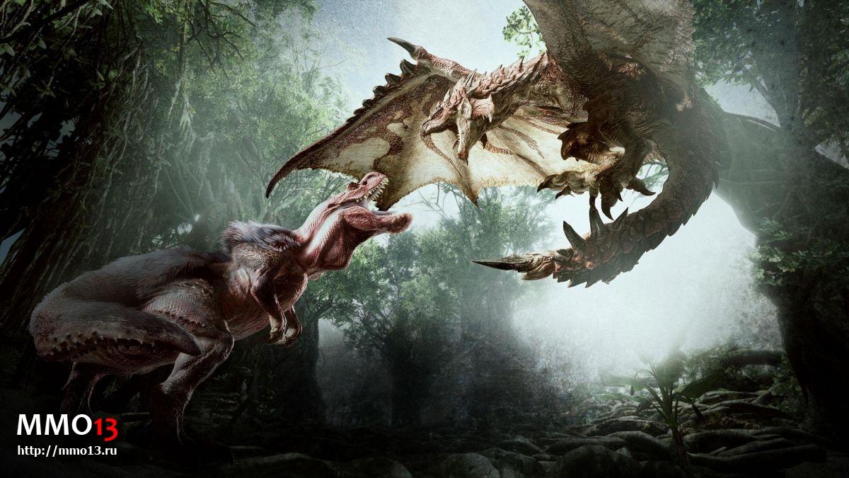 Бывший исполнительный директор Sony попросил выпустить Monster Hunter: World на Nintendo Switch 22956