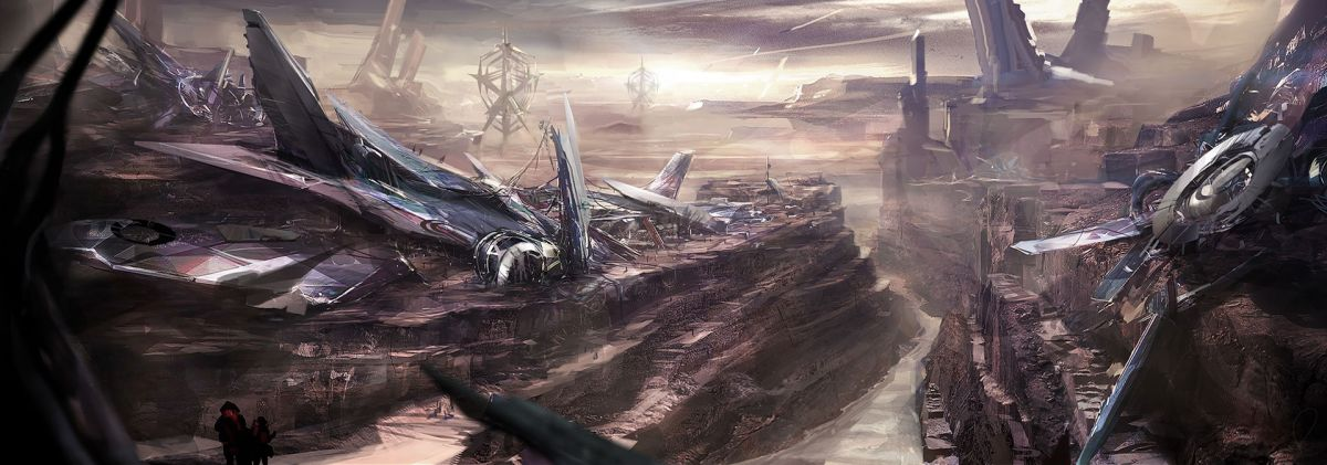 Project C — новая Sci-fi MMO на SpatialOS 23041