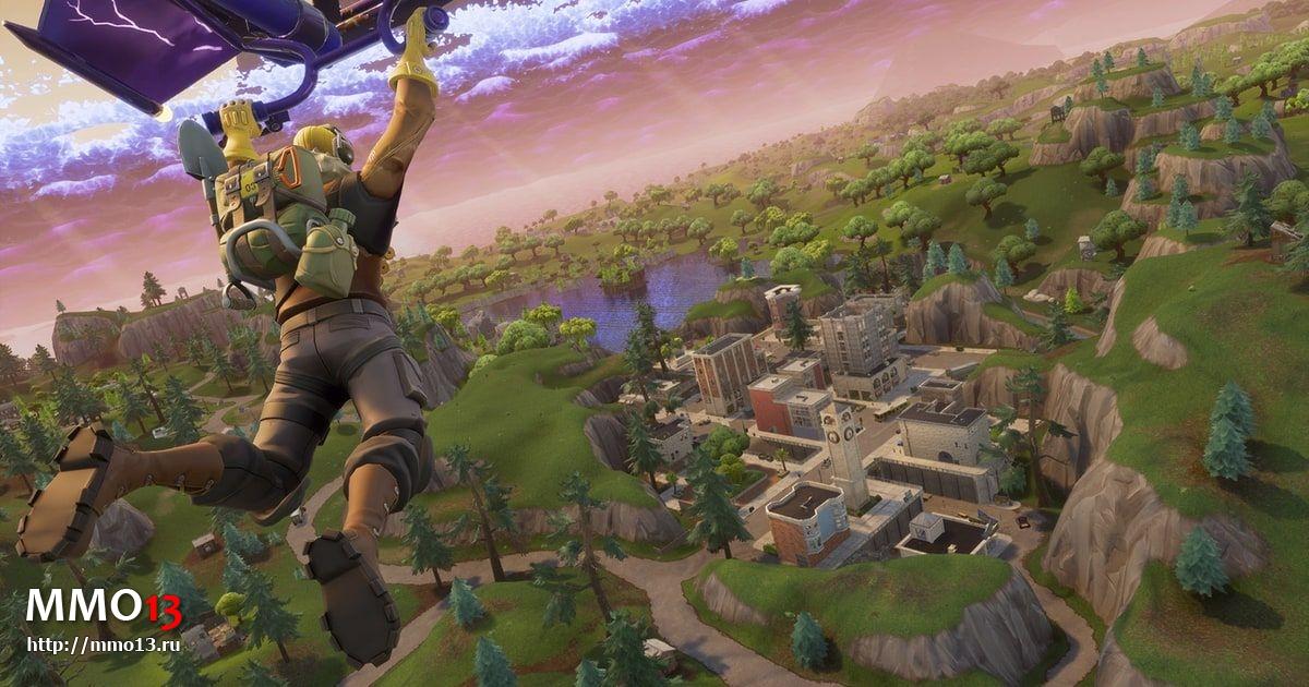 Fortnite получит кроссплатформенный мультиплеер c Xbox One 23067