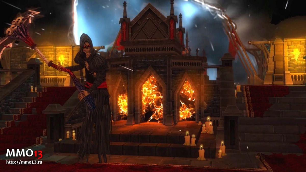 Руководитель MMORPG Legends of Aria ответил на вопросы игроков 23142