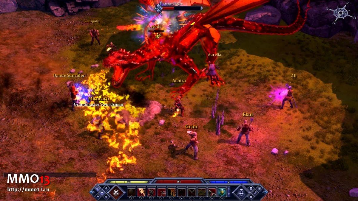 Руководитель MMORPG Legends of Aria ответил на вопросы игроков 23143