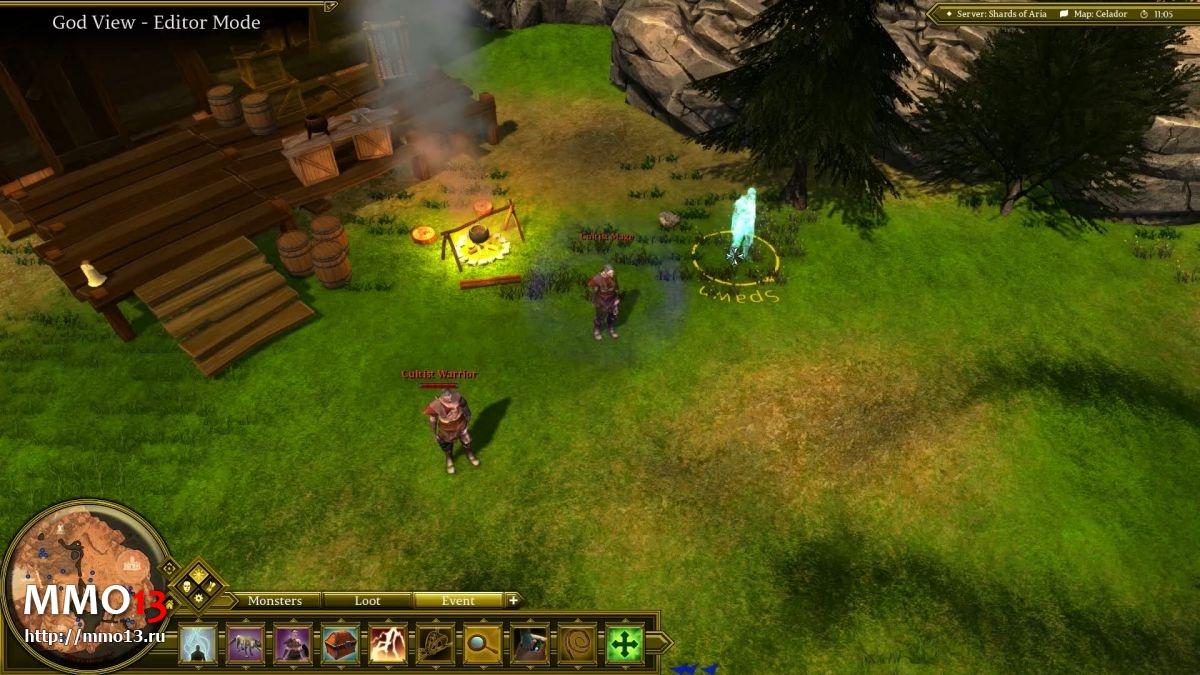 Руководитель MMORPG Legends of Aria ответил на вопросы игроков 23145