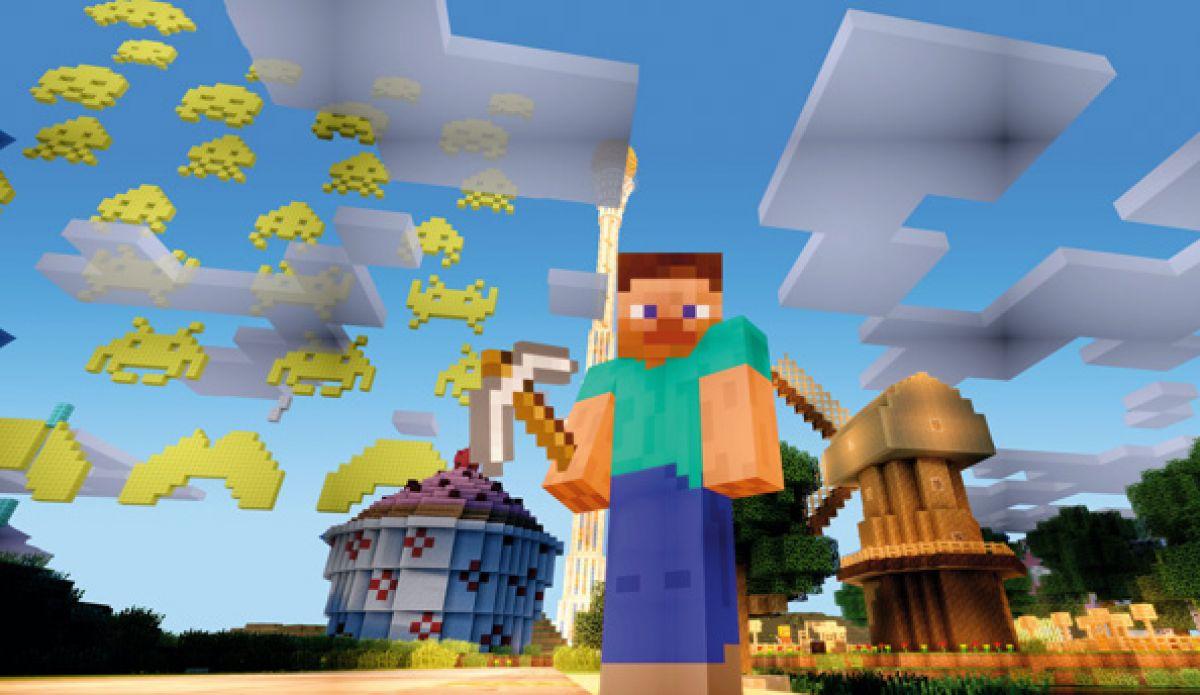 Minecraft оказалась в центре скандала с террористами 23172