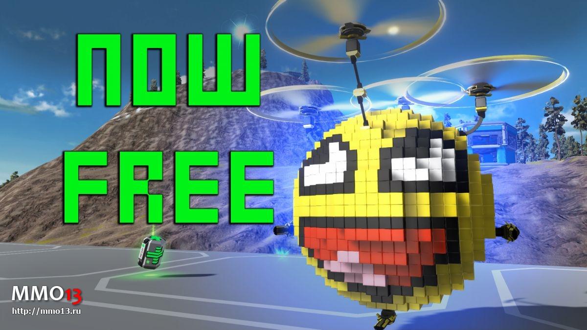 Robocraft Royale перешла на Free to Play всего через день после выхода 23256