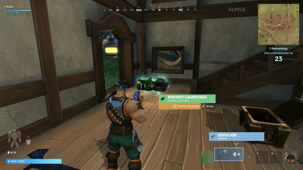 Paladins: Realm Royale — первые скриншоты и подробности системы перековки оружия 23347