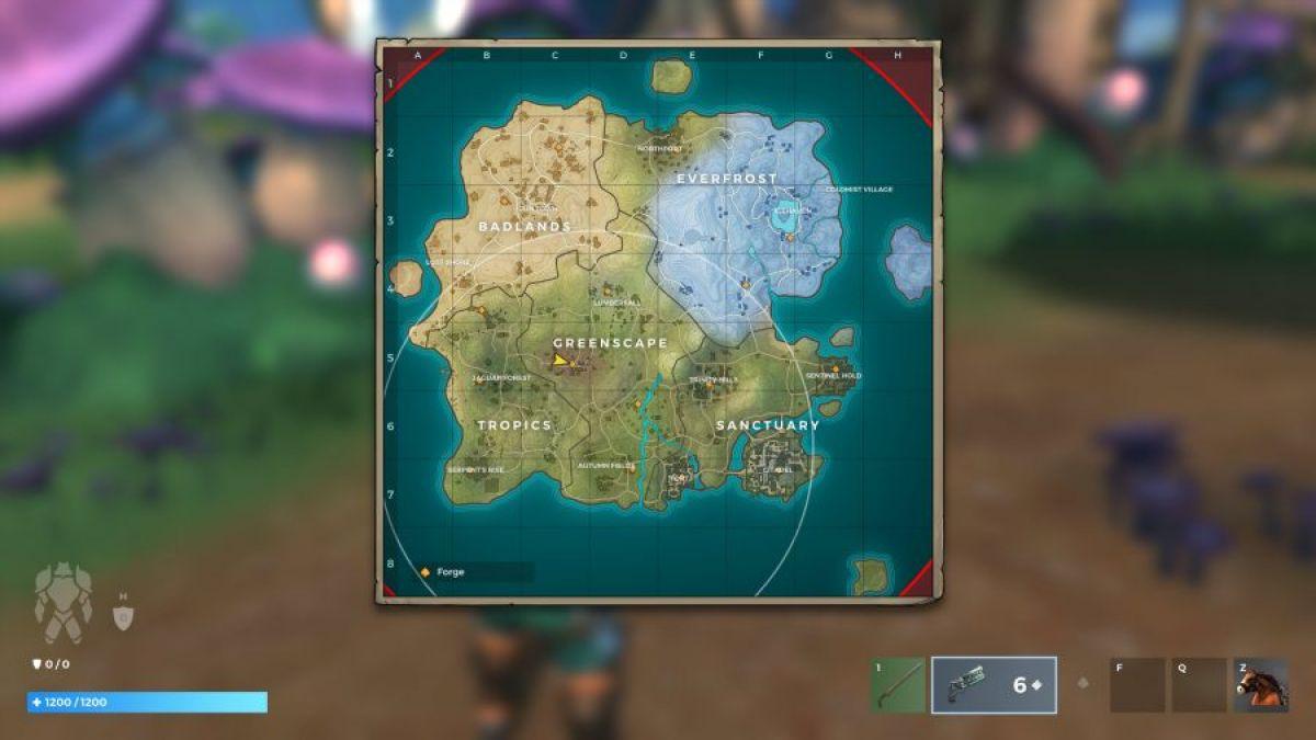 Paladins: Realm Royale — первые скриншоты и подробности системы перековки оружия 23348