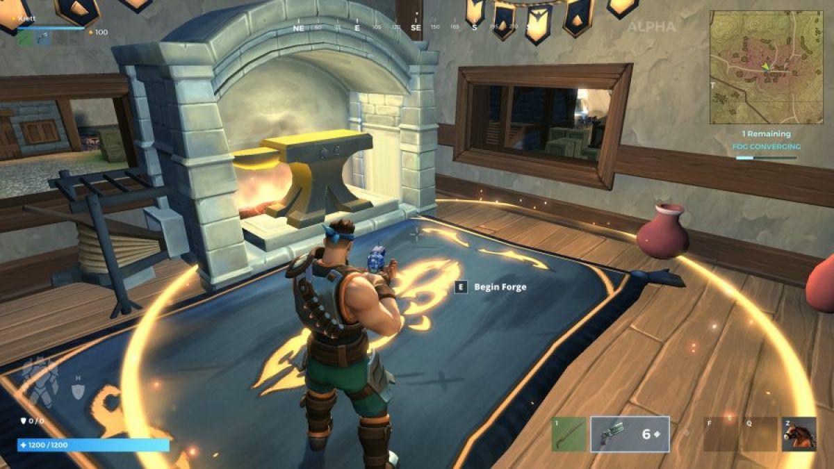 Paladins: Realm Royale — первые скриншоты и подробности системы перековки оружия 23349
