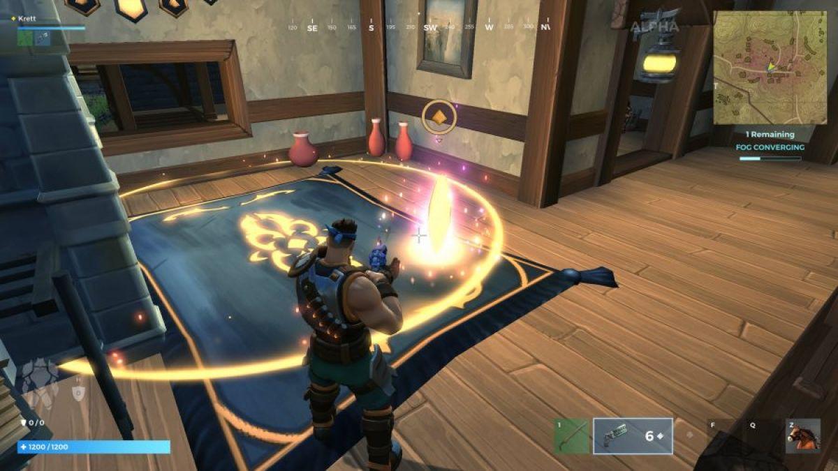 Paladins: Realm Royale — первые скриншоты и подробности системы перековки оружия 23350