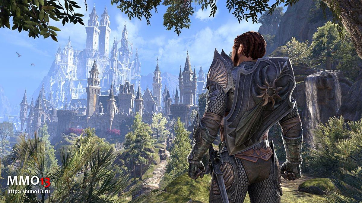 Интервью с креативным директором The Elder Scrolls Online: Summerset 23357