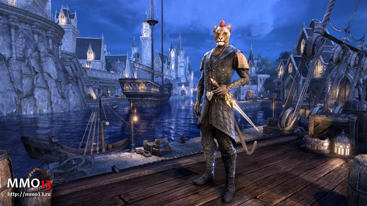 Интервью с креативным директором The Elder Scrolls Online: Summerset 23358