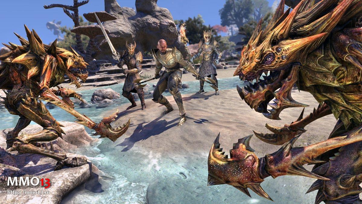 Интервью с креативным директором The Elder Scrolls Online: Summerset 23359