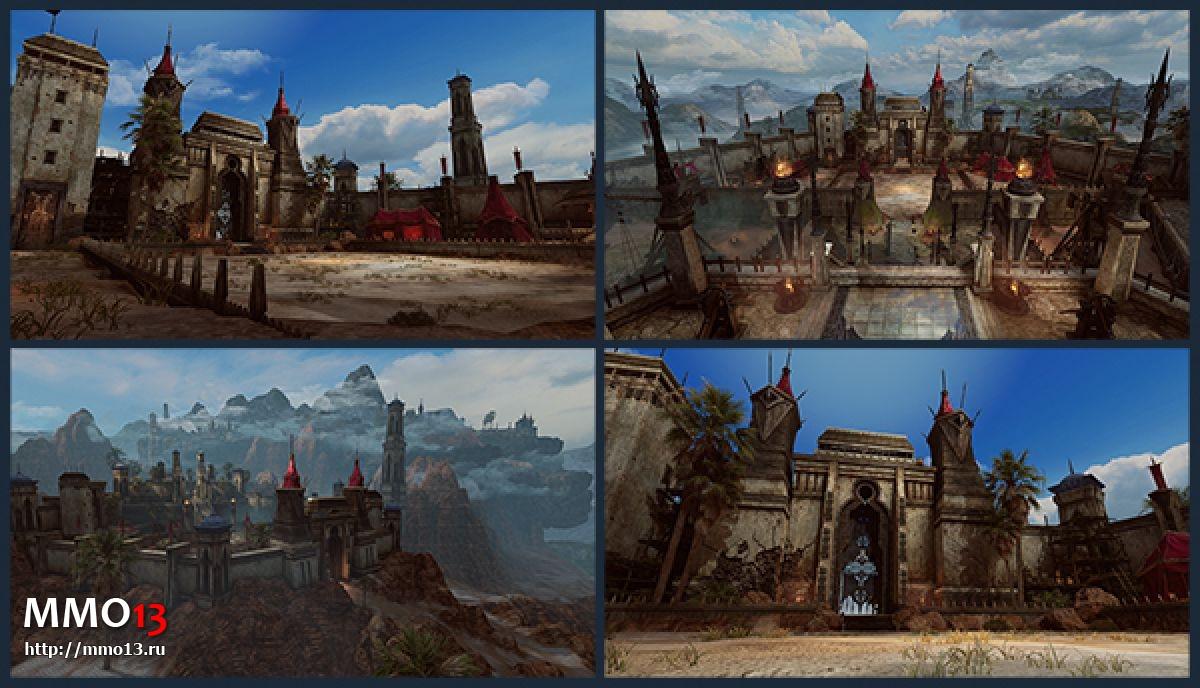 Ключевые изменения в Steam-версии Bless Online 23376