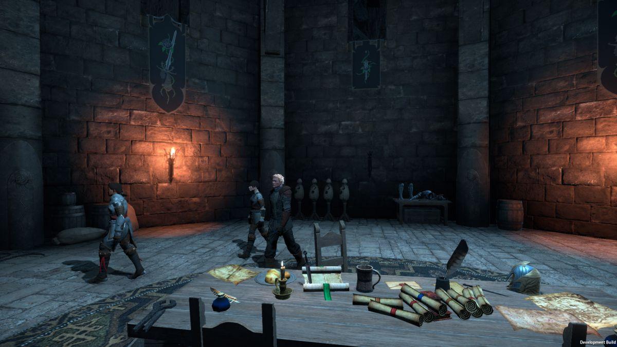 Как создаётся Pantheon: Rise of the Fallen: технический директор о сложностях работы над игрой 23396