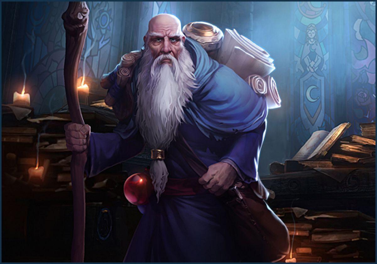 На PTR сервере Heroes of the Storm появился новый герой 23447