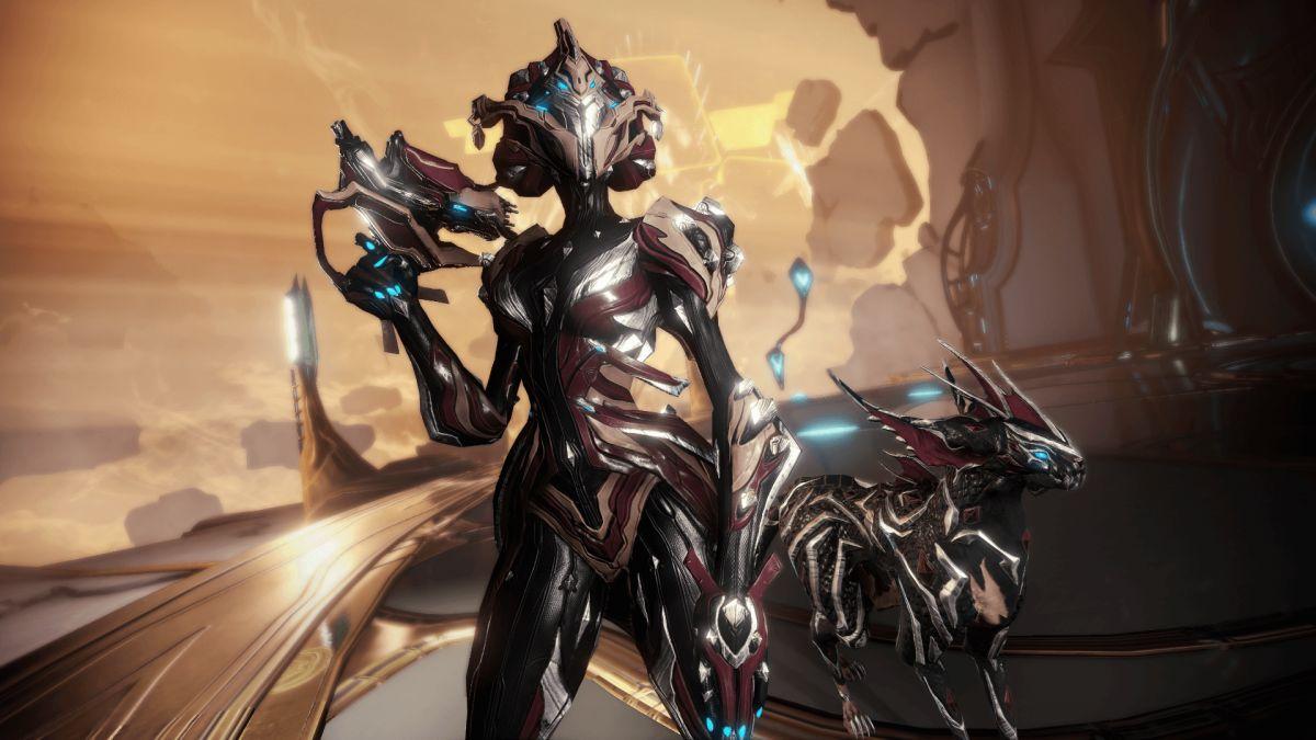Обновление Beasts of Sanctuary добавит в Warframe нового персонажа и режим выживания 23456