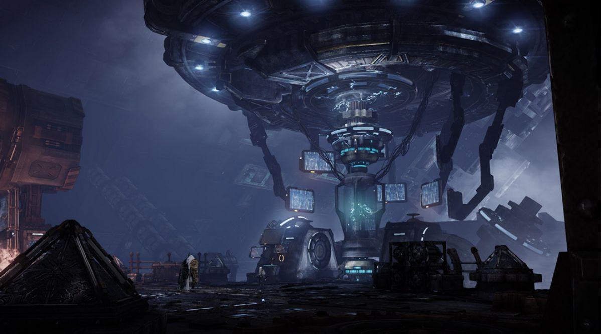 Медиаконтент с обновленного сайта Lost Ark 23491