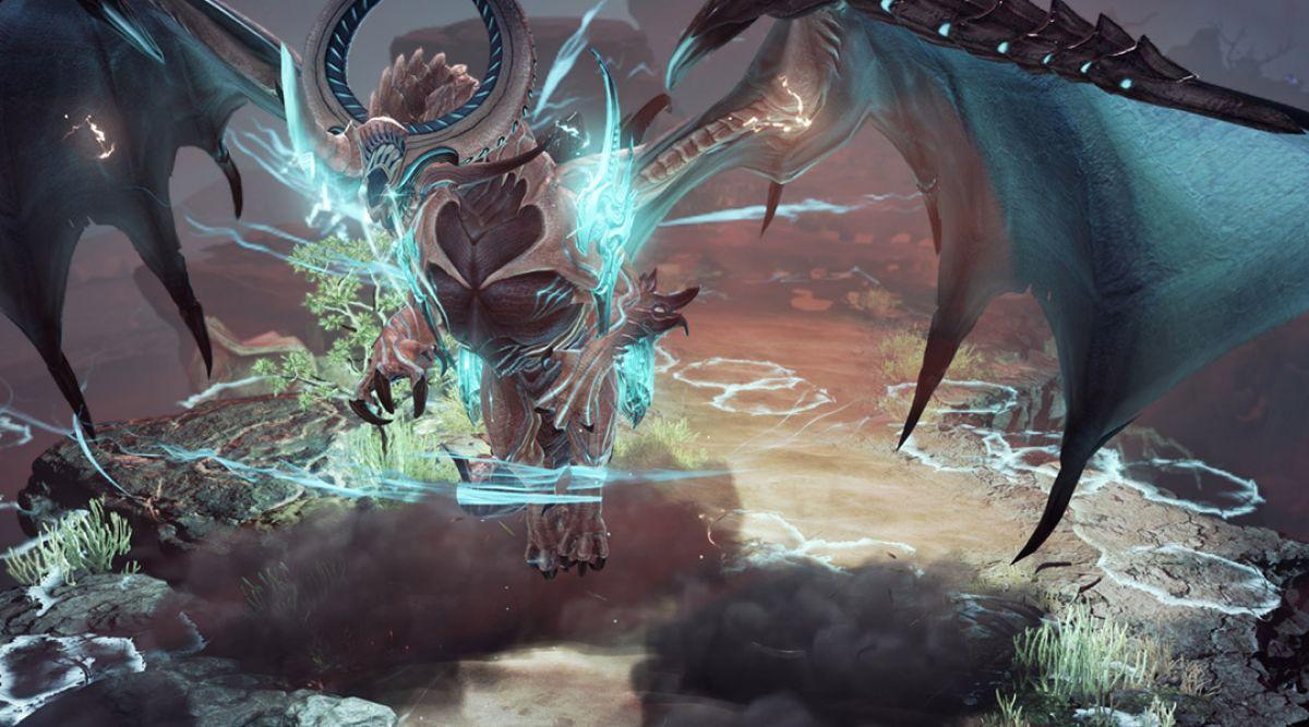 Медиаконтент с обновленного сайта Lost Ark 23510