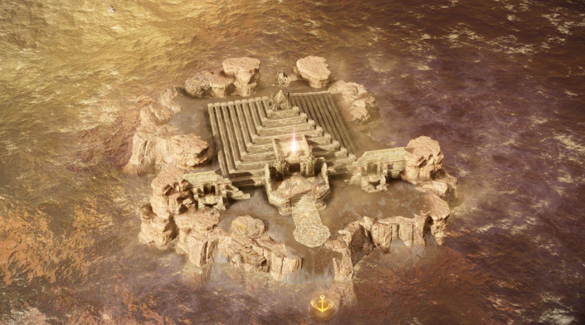 Медиаконтент с обновленного сайта Lost Ark 23518