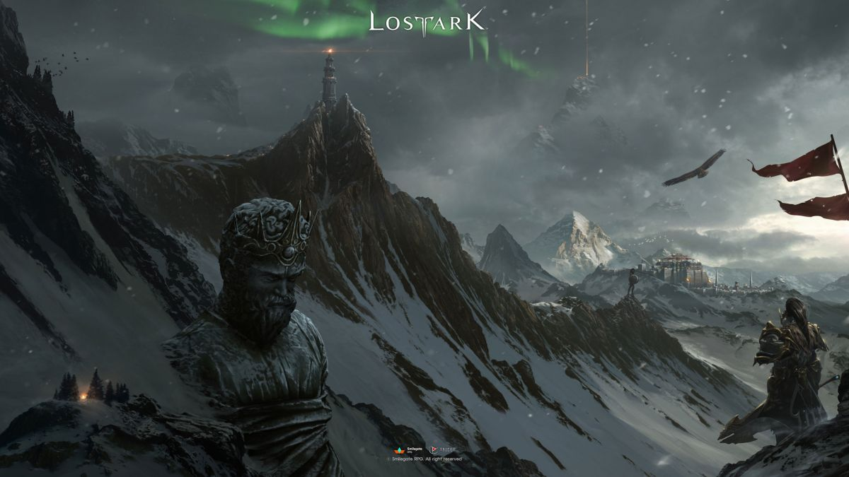 Новый концепт-арт Lost Ark к финальному ЗБТ 23523