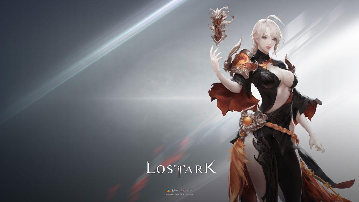 Новый концепт-арт Lost Ark к финальному ЗБТ 23529