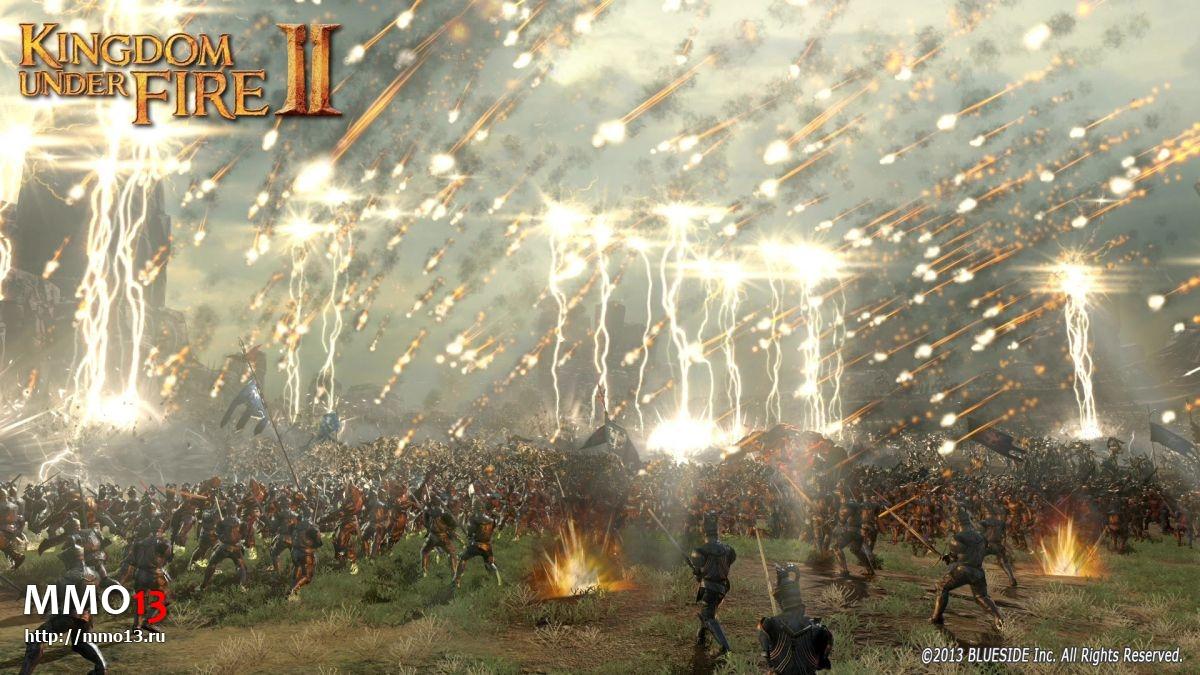 Вы можете подать заявку на тестирование будущих патчей для Kingdom Under Fire 2 23533