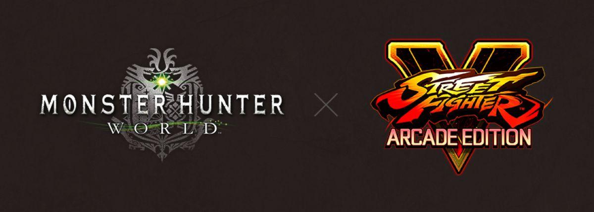 После меча с ускорителем в Monster Hunter: World появится броня из Street Fighter V 23571
