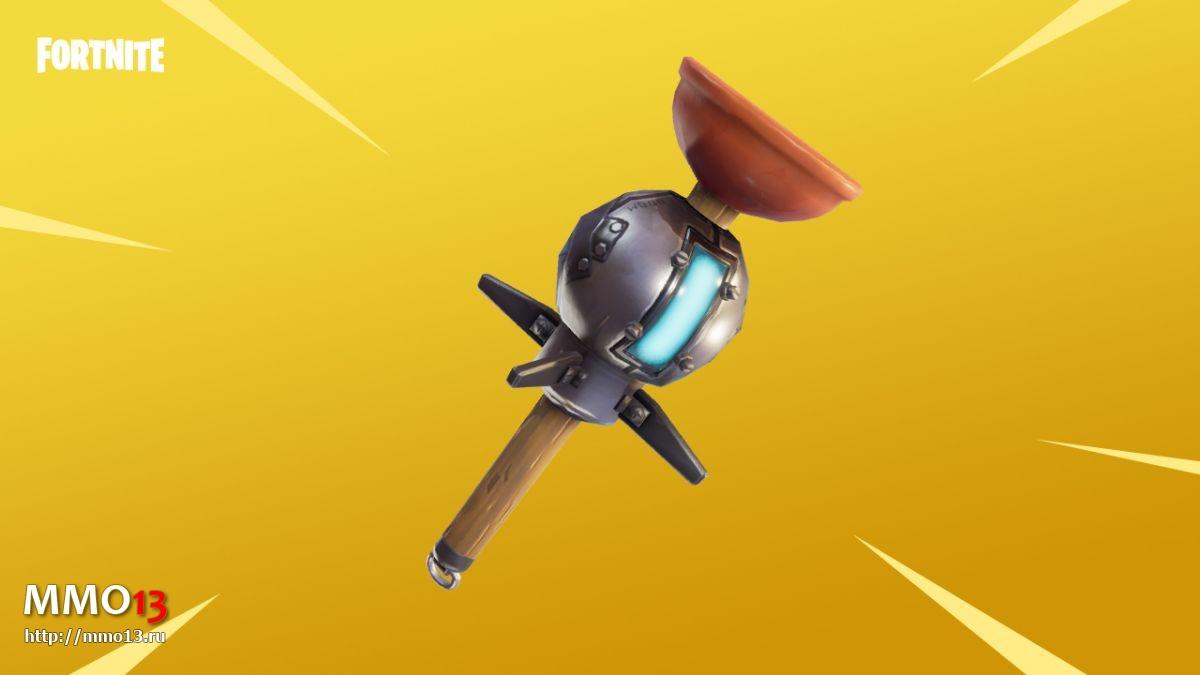 В Fortnite добавили бомбу Прилипалу и Благородную ракетницу 23597