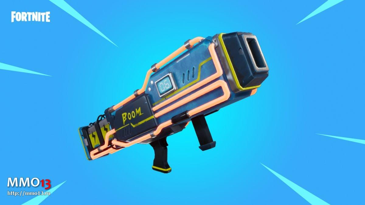 В Fortnite добавили бомбу Прилипалу и Благородную ракетницу 23598
