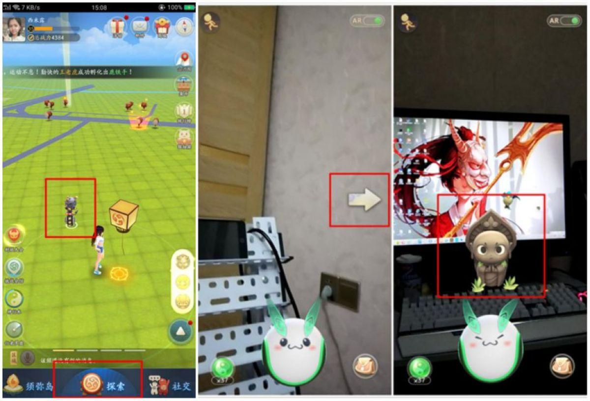Tencent разработала игру на основе CryptoKitties и Pokémon Go 23608