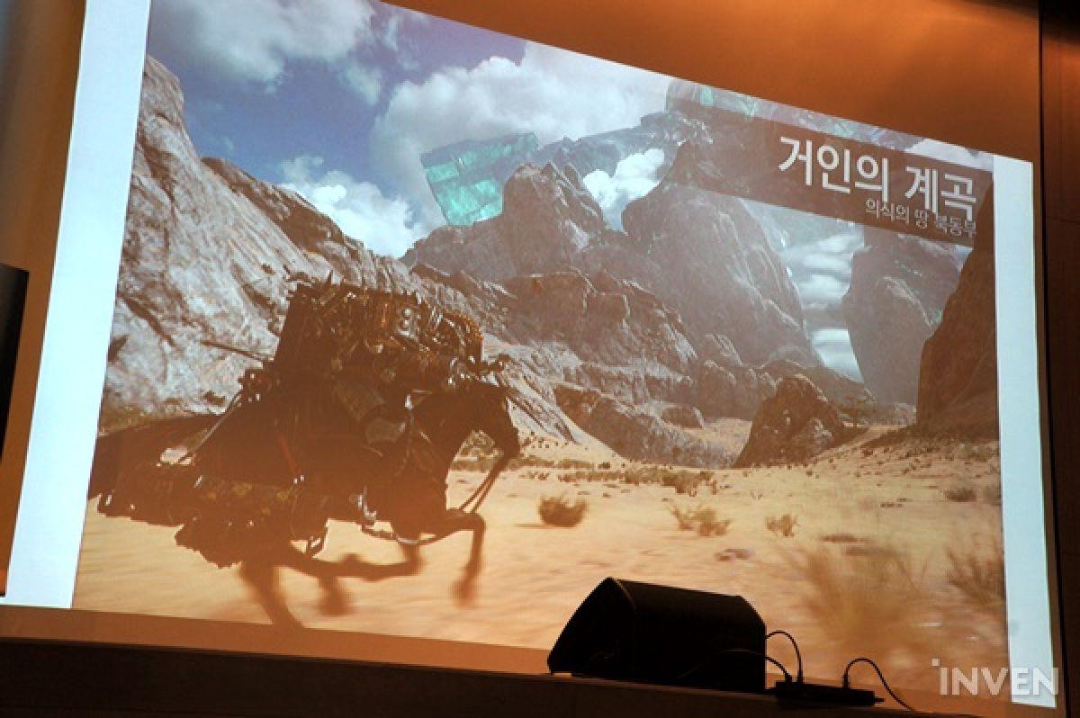 Первые подробности о Project DH - экшене про борьбу с драконами от создателей Vindictus и Mabinogi 23617
