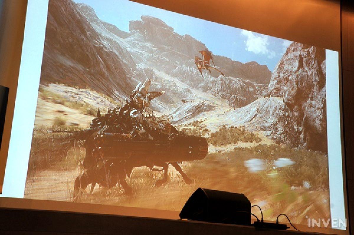 Первые подробности о Project DH - экшене про борьбу с драконами от создателей Vindictus и Mabinogi 23619