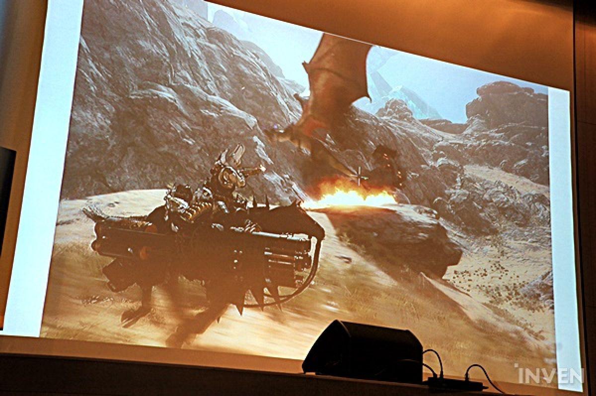 Первые подробности о Project DH - экшене про борьбу с драконами от создателей Vindictus и Mabinogi 23621