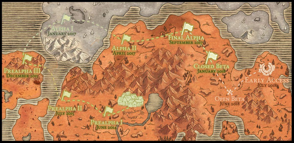 Все желающие смогут поиграть в Legends of Aria уже этим летом 23624