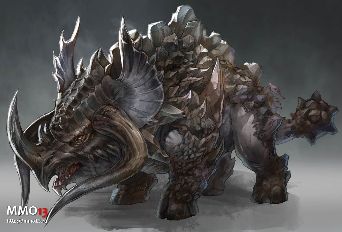 A:IR — тизер «Существа Назгарда» 23787