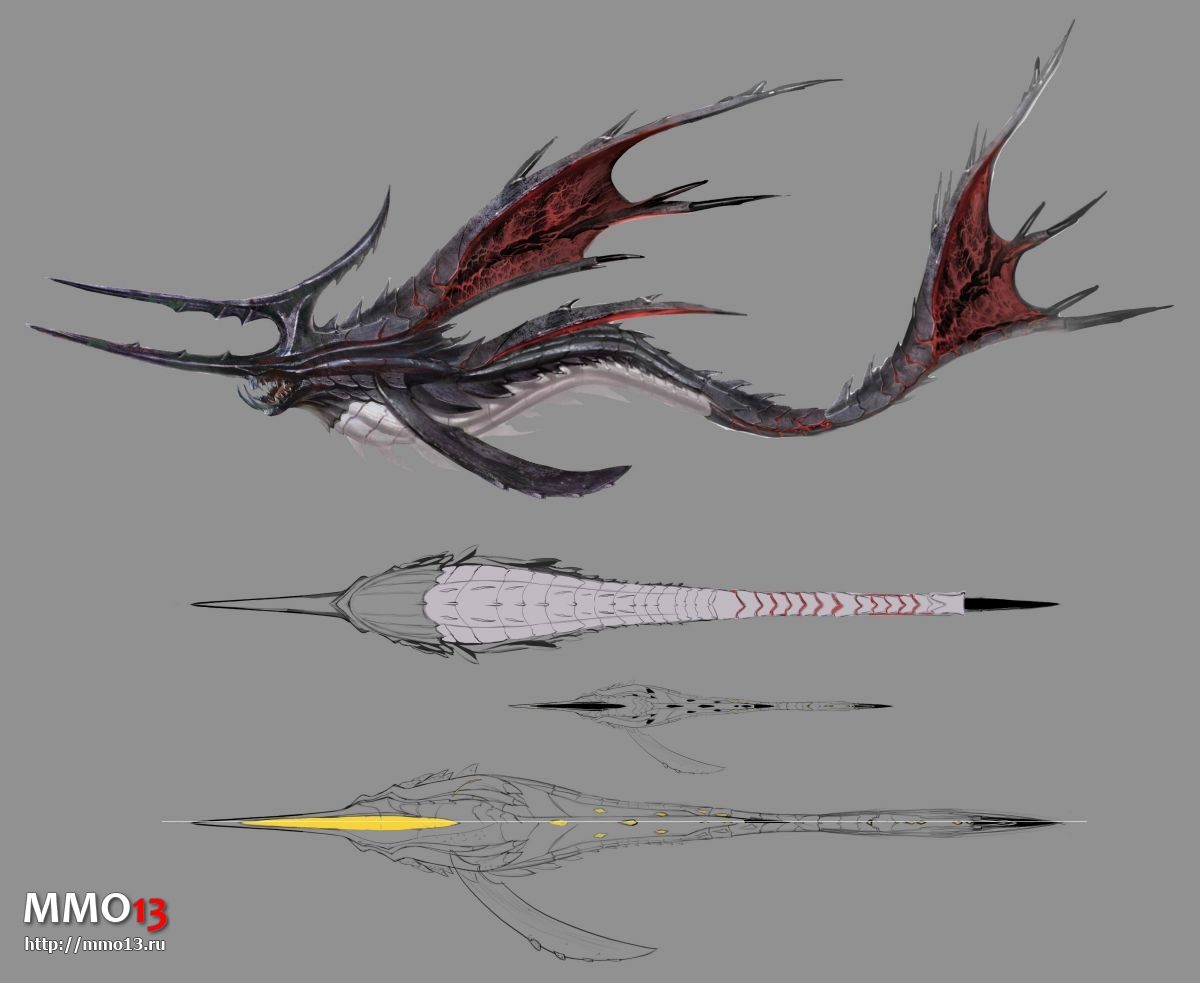 A:IR — тизер «Существа Назгарда» 23788