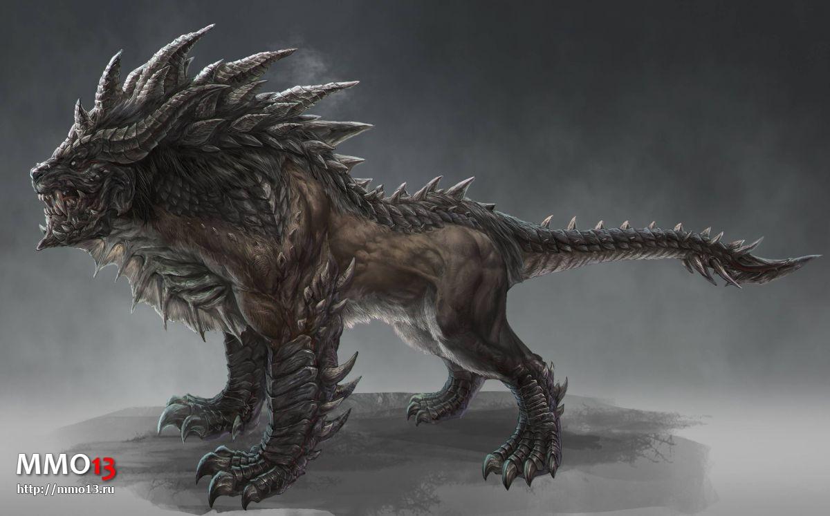 A:IR — тизер «Существа Назгарда» 23789