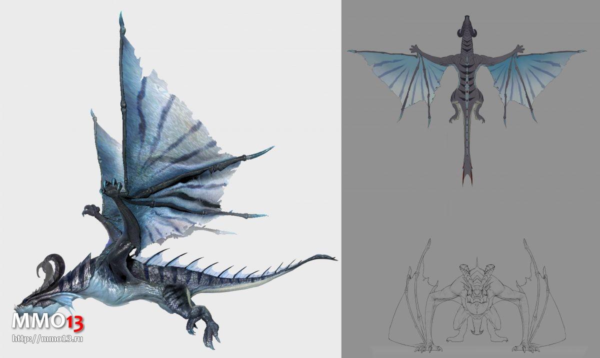 A:IR — тизер «Существа Назгарда» 23790