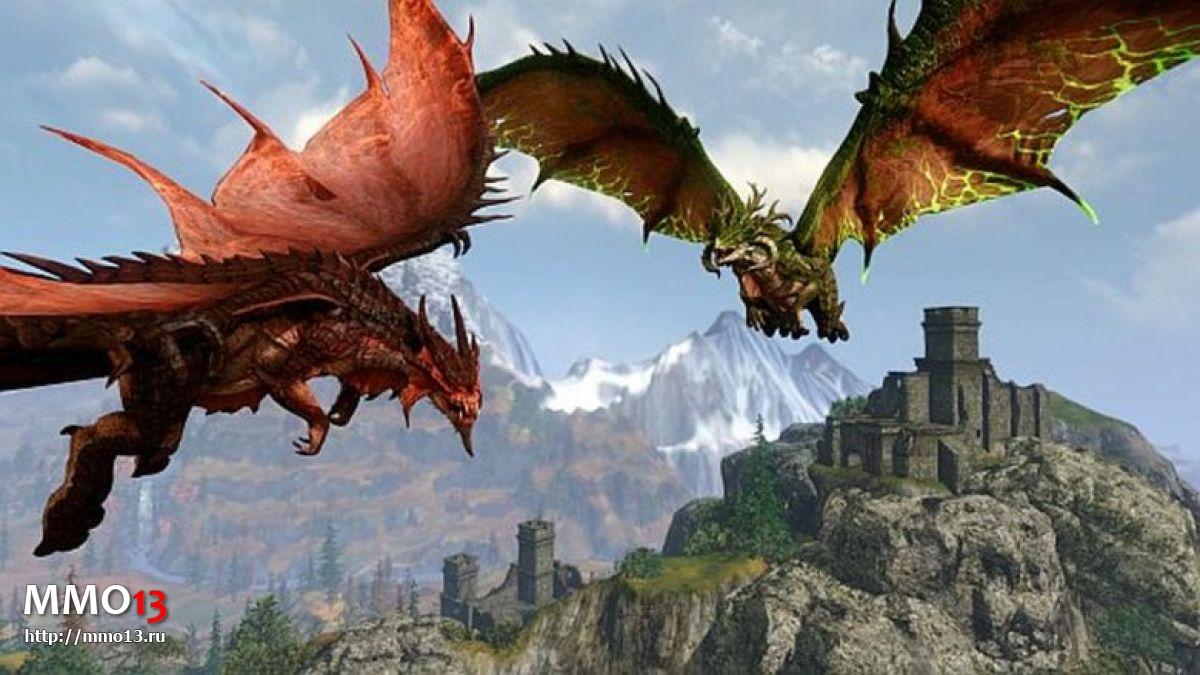 Обновление «Век драконов» для ArcheAge выйдет на этой неделе 23844