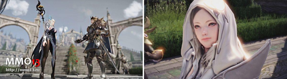 Lost Ark: обновленная графика локаций, склонность персонажей и отношения с NPC 23867