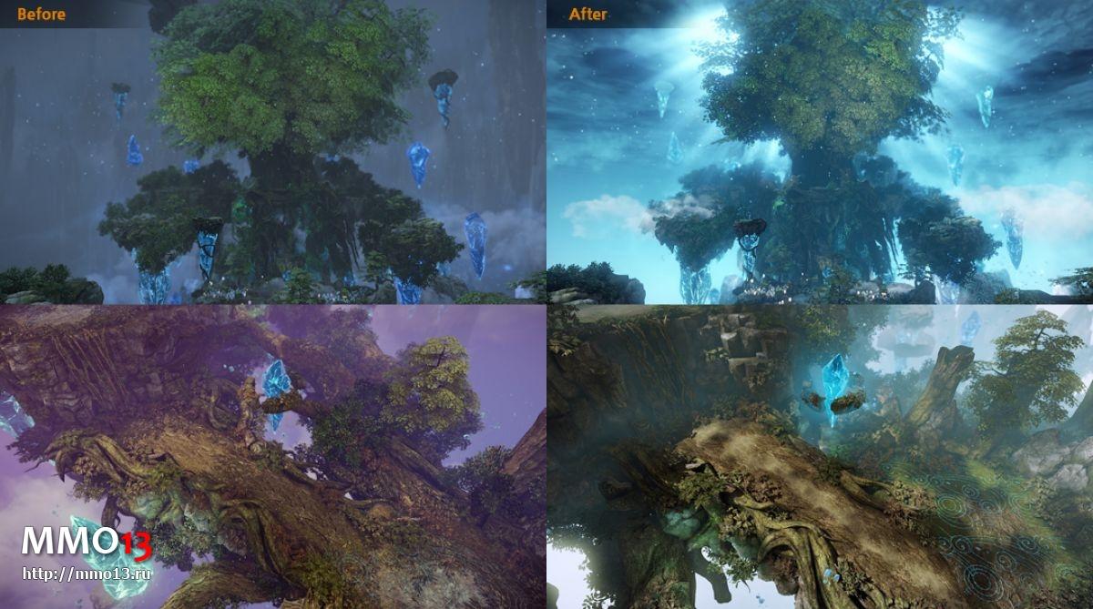 Lost Ark: обновленная графика локаций, склонность персонажей и отношения с NPC 23870