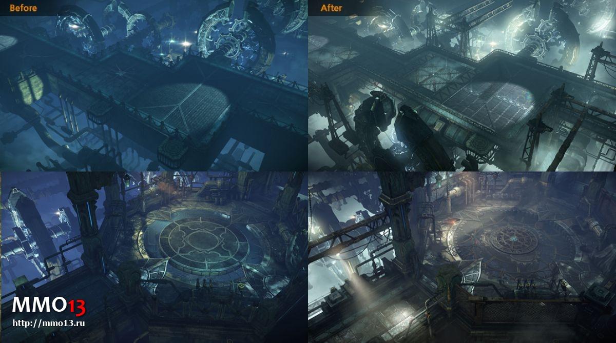 Lost Ark: обновленная графика локаций, склонность персонажей и отношения с NPC 23871