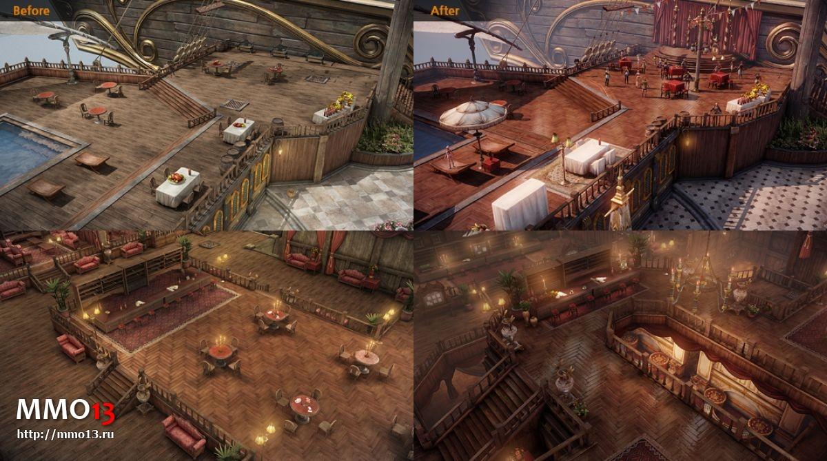Lost Ark: обновленная графика локаций, склонность персонажей и отношения с NPC 23872