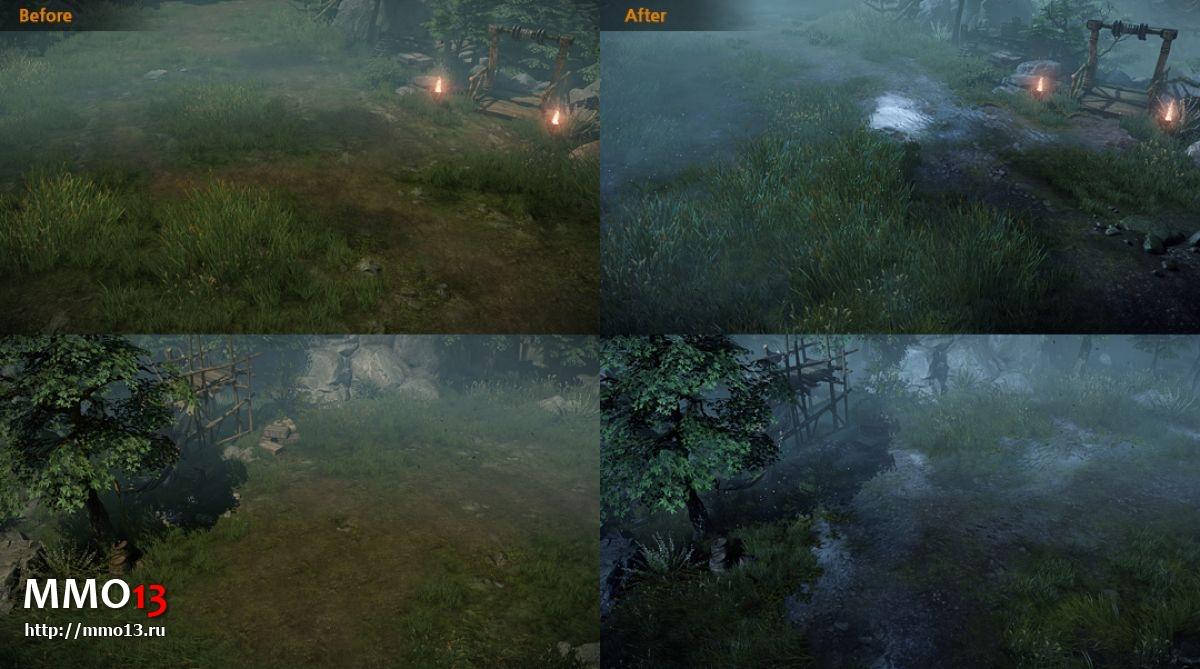 Lost Ark: обновленная графика локаций, склонность персонажей и отношения с NPC 23873