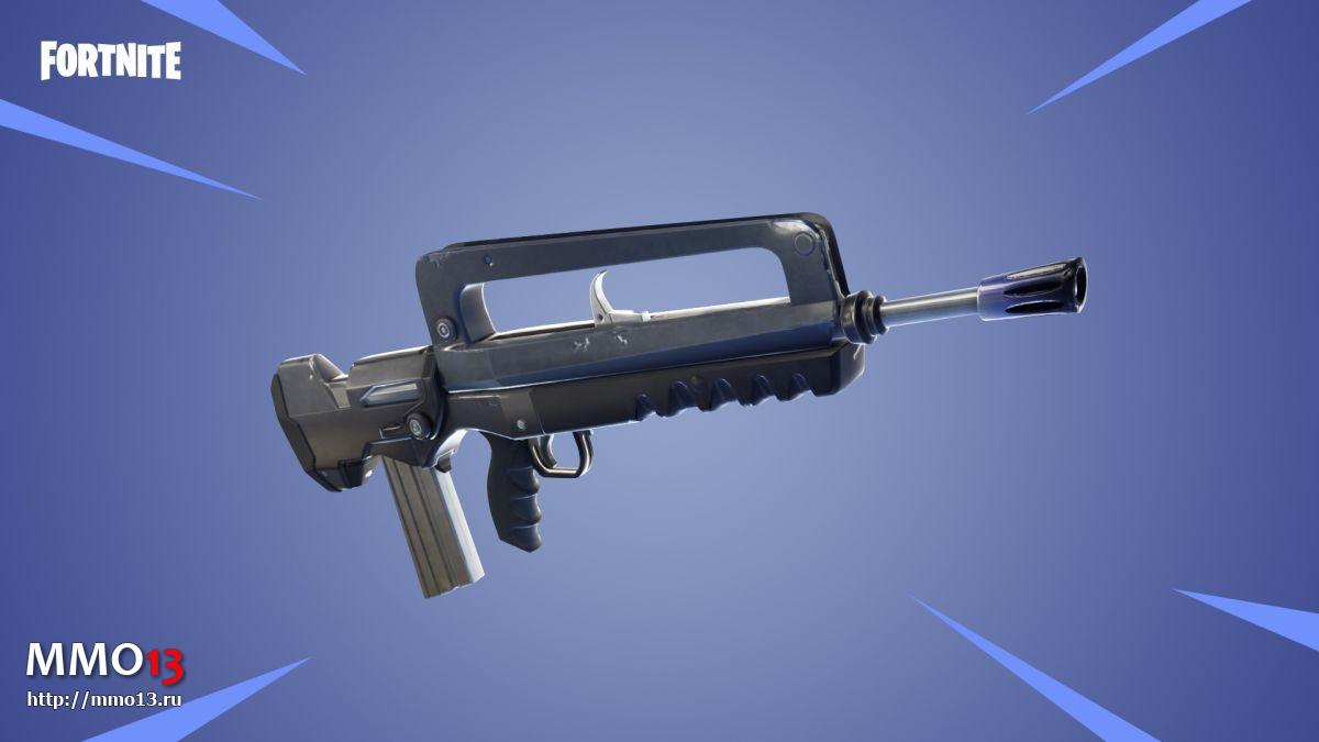Fortnite — новое оружие для PvP и система изменения перков для PvE 23879